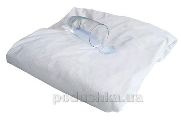 Наматрасник водонепроницаемый Sweet Sleep WaterStop Light на резинках по углам
