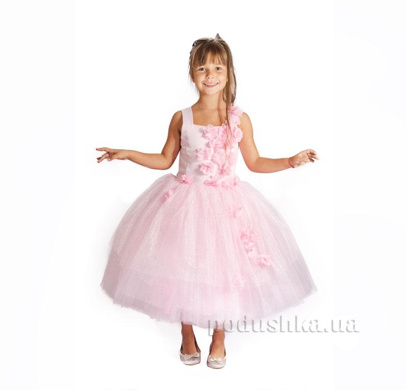 Нарядное платье Kids Couture 0-50770 розовое