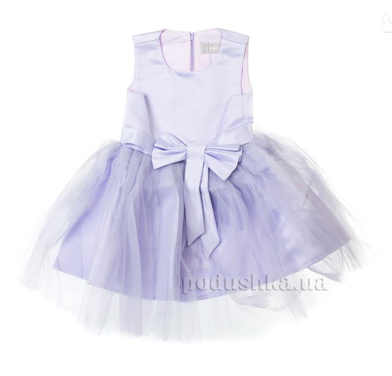 Нарядное платье Kids Couture 15-250 сиреневое
