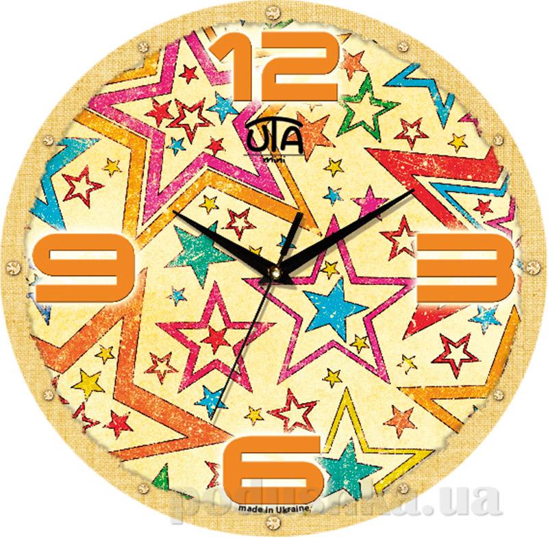 Настенные часы в детскую Юта MiNi M03