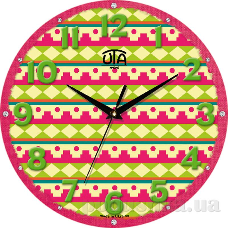 Настенные часы Юта MiNi M12