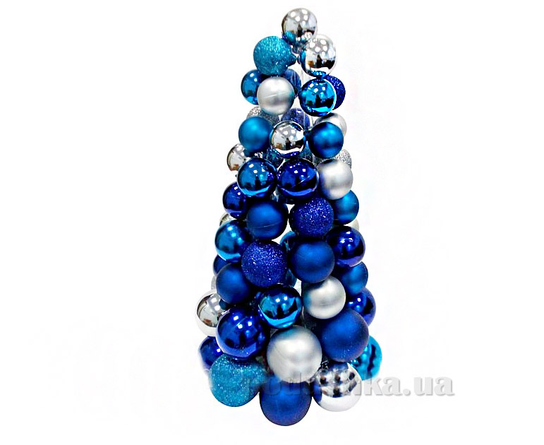 Настольная елка с игрушками Angel Gifts AL-11A247B