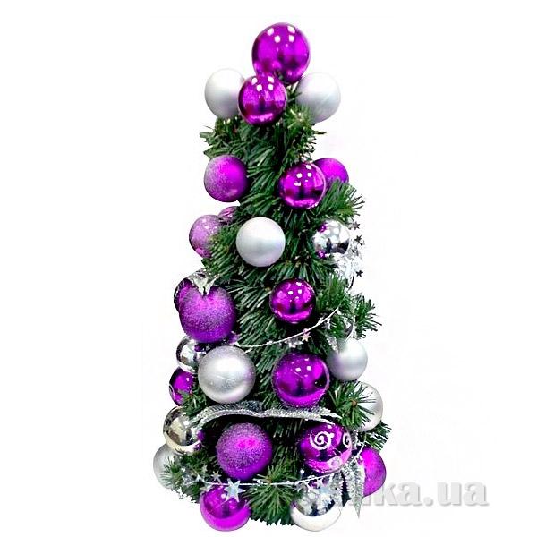 Настольная елка с игрушками Angel Gifts AL501/C2036