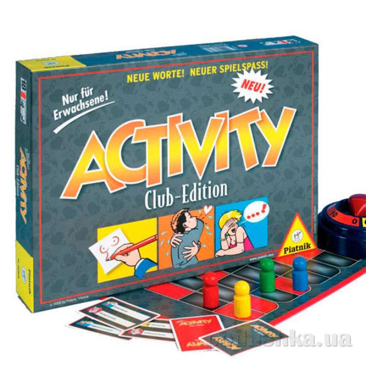 Настольная игра Активити для взрослых 722493 Piatnik