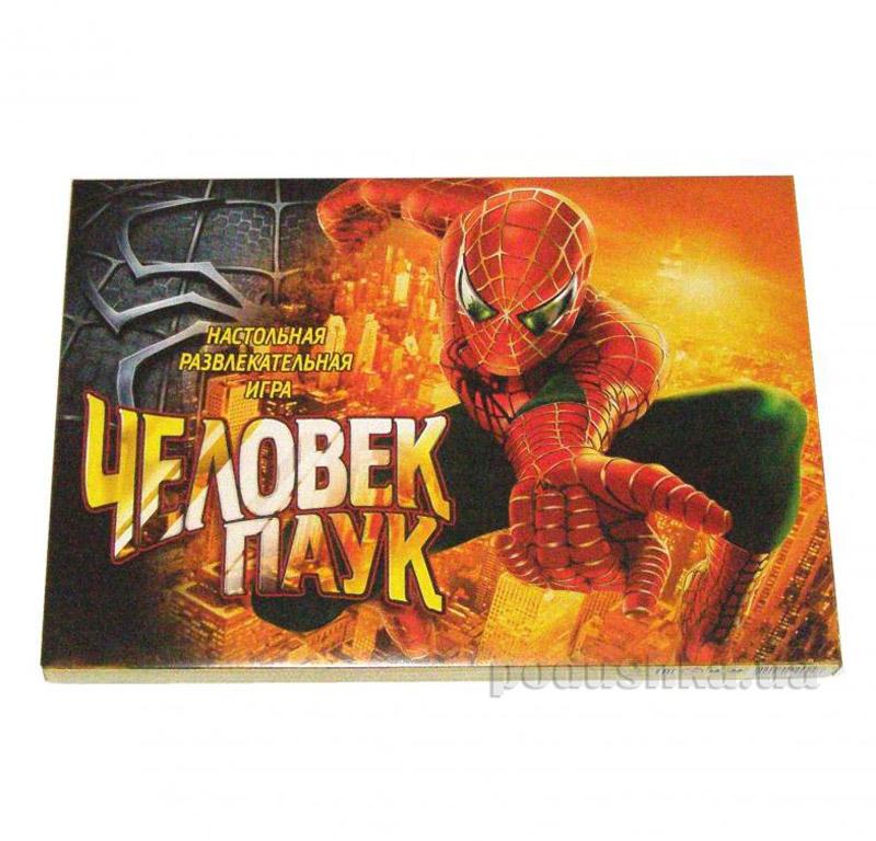 Настольная игра Danko Toys Человек Паук 20-8-0170 маленькая