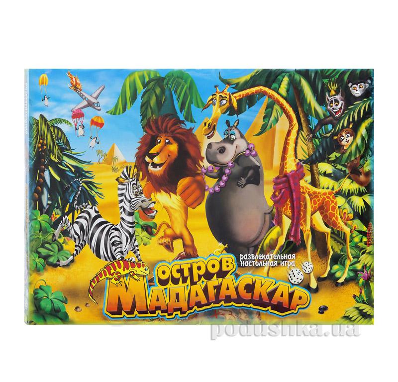 Настольная игра Danko Toys Остров Мадагаскар