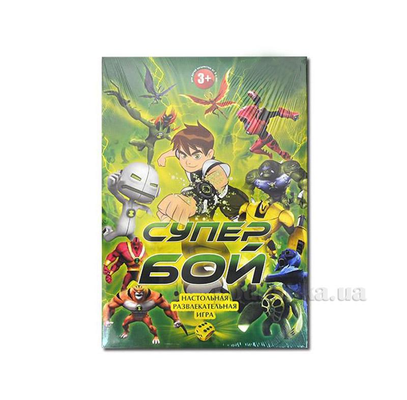 Настольная игра Danko Toys Супербой