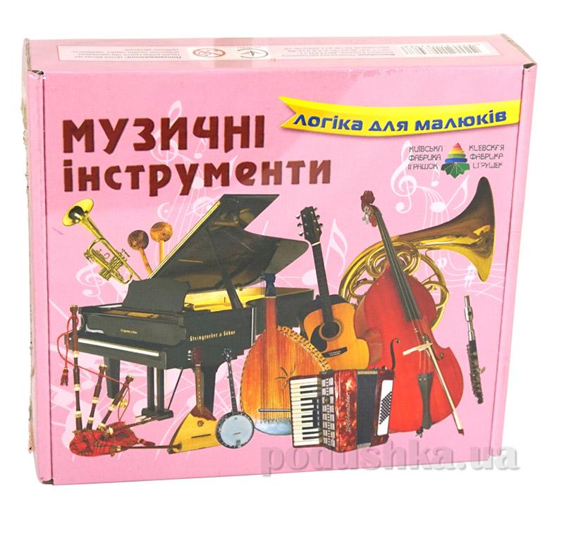 Настольная игра Детское лото Музыкальный инструмент Energy Plus 6001353