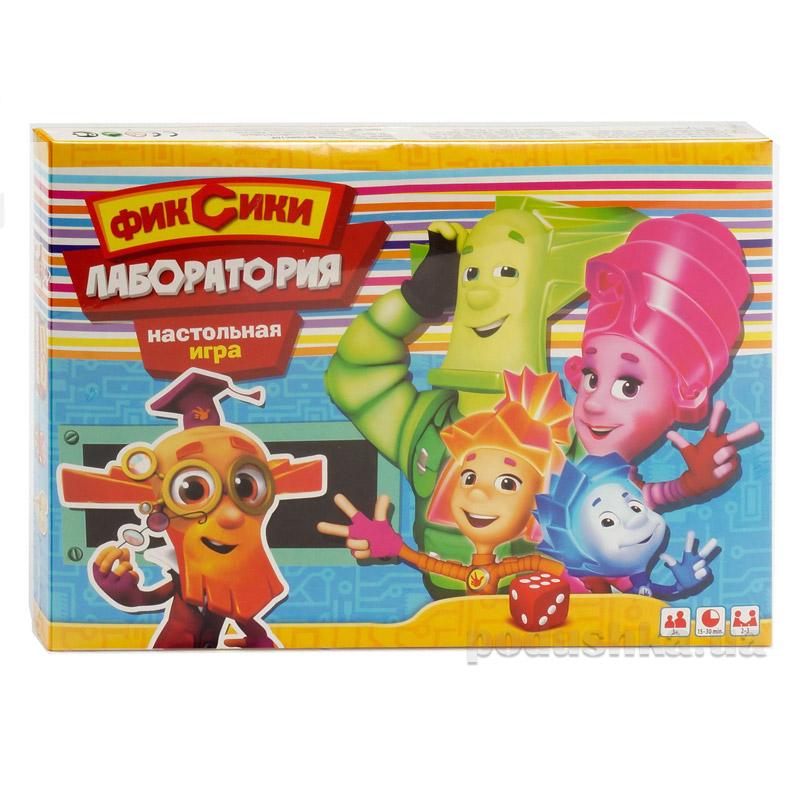 Настольная игра Лабаратория Danko Toys