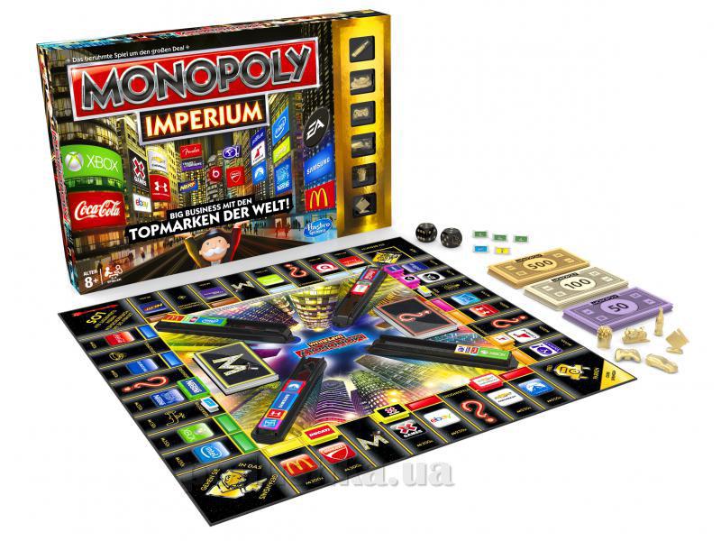 Настольная игра Монополия Империя Hasbro A4770