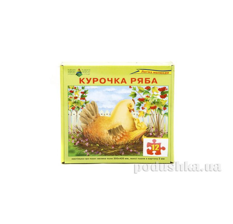 Настольная игра Пазл Курочка Ряба Энергия плюс 06110075