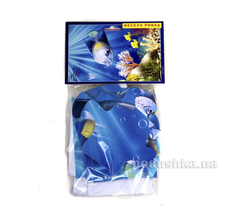 Настольная игра Пазл Веселая рыбка Энергия плюс 06110060