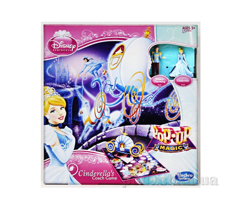 Настольная игра Принцессы: Волшебная карета