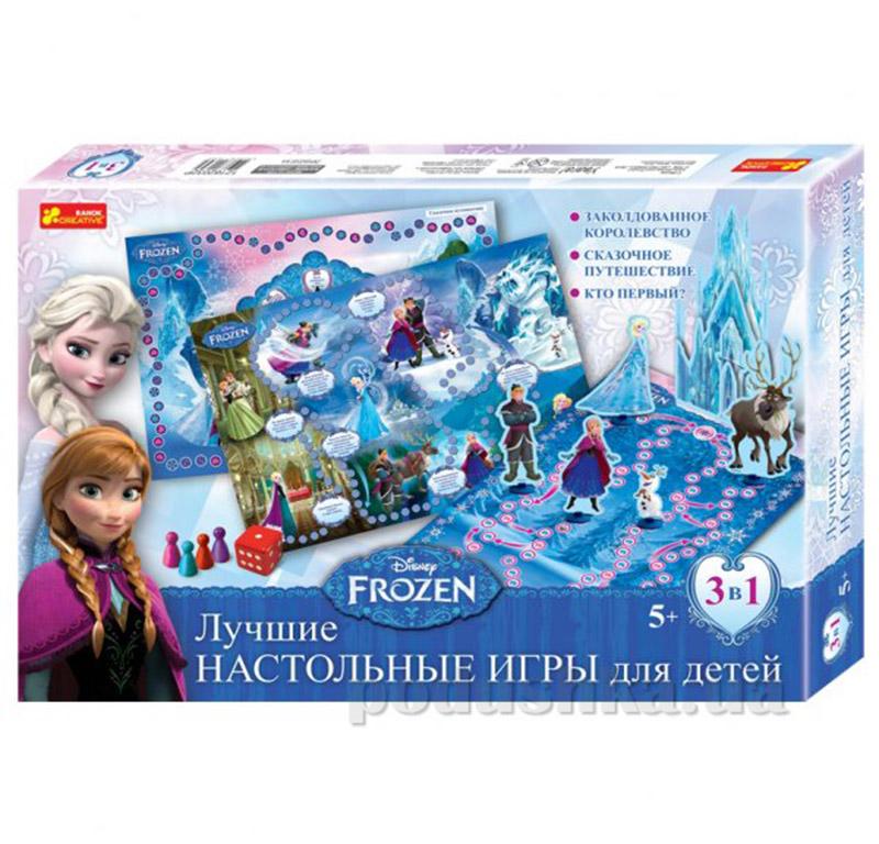 Настольная игра Ranok Creative Frozen 12162032Р