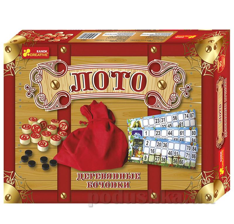 Настольная игра Ranok Creative Русское лото 5861,12120001Р