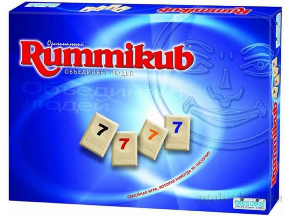 Настольная игра Rummikub KodKod 2600