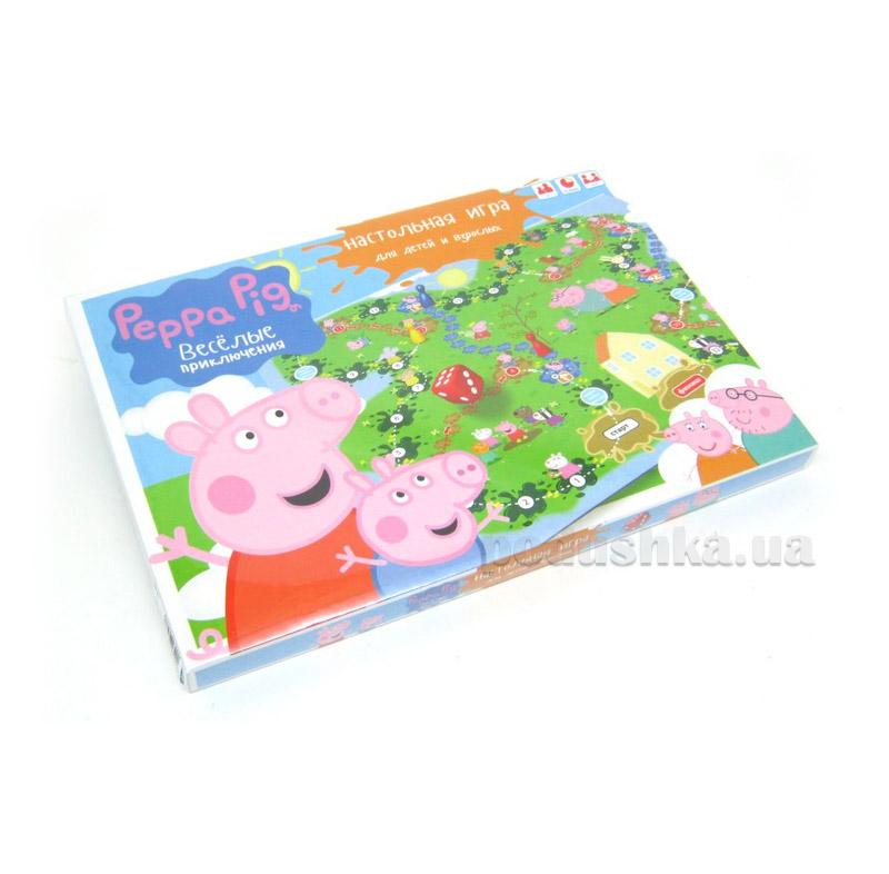 Настольная игра Свинка Danko Toys ФР-00005379 маленькая