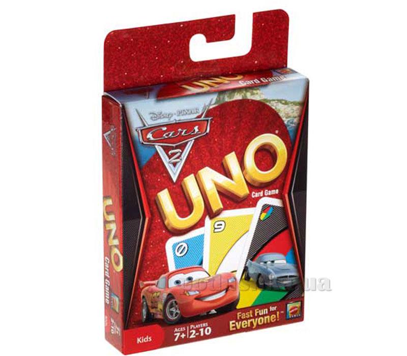 Настольная игра UNO Машинка