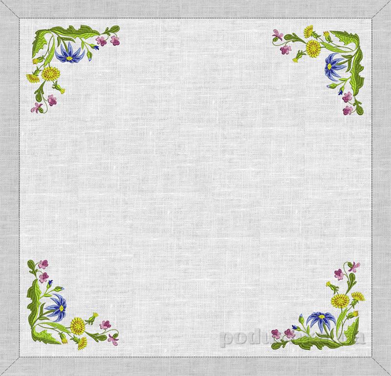 Настольник Полевые цветы Гармония 21253