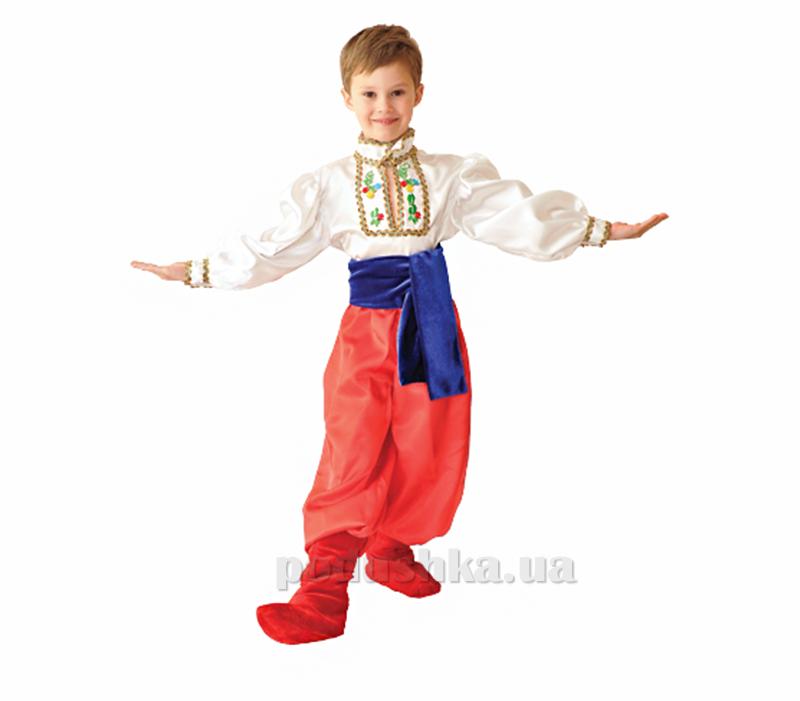 Национальный костюм Украины - Казачок Витус