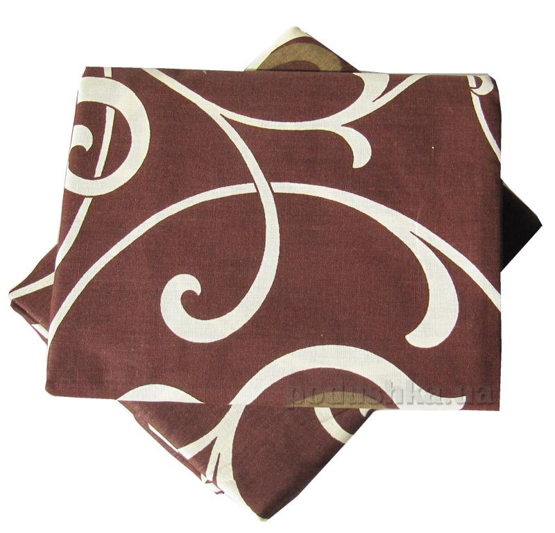 Комплект наволочек Вилюта 5400 Абстракция коричневые