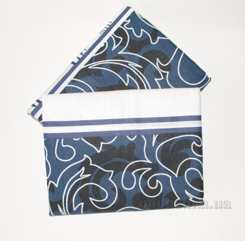 Комплект наволочек Вилюта 8630 синие