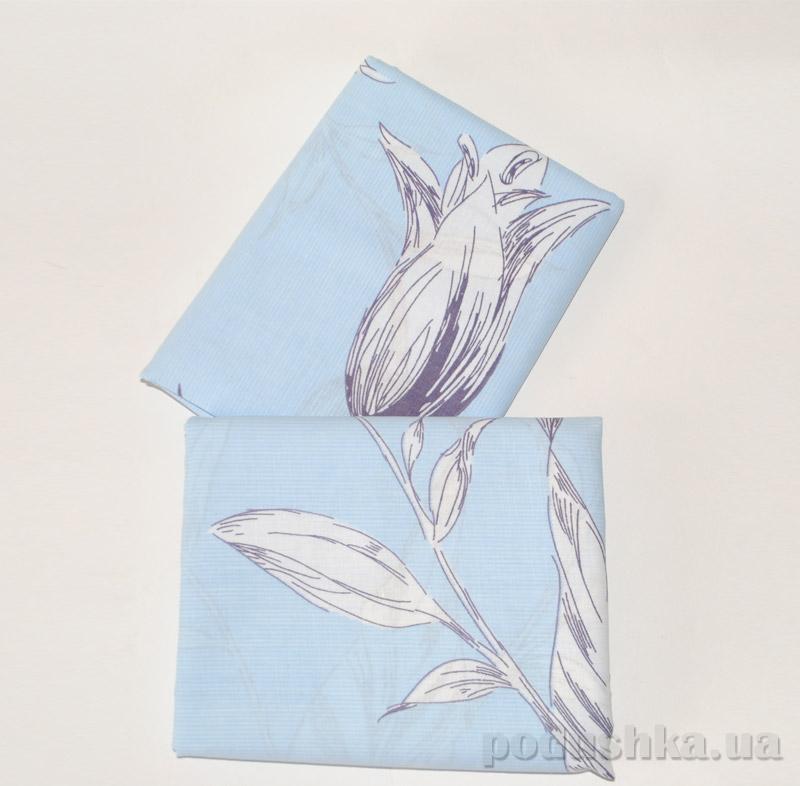 Комплект наволочек Вилюта 9820 голубые