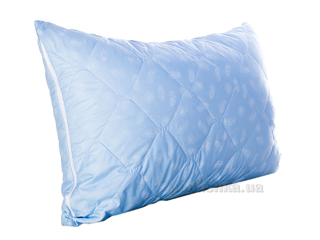 Наволочка-чехол стёганая LightHouse голубая