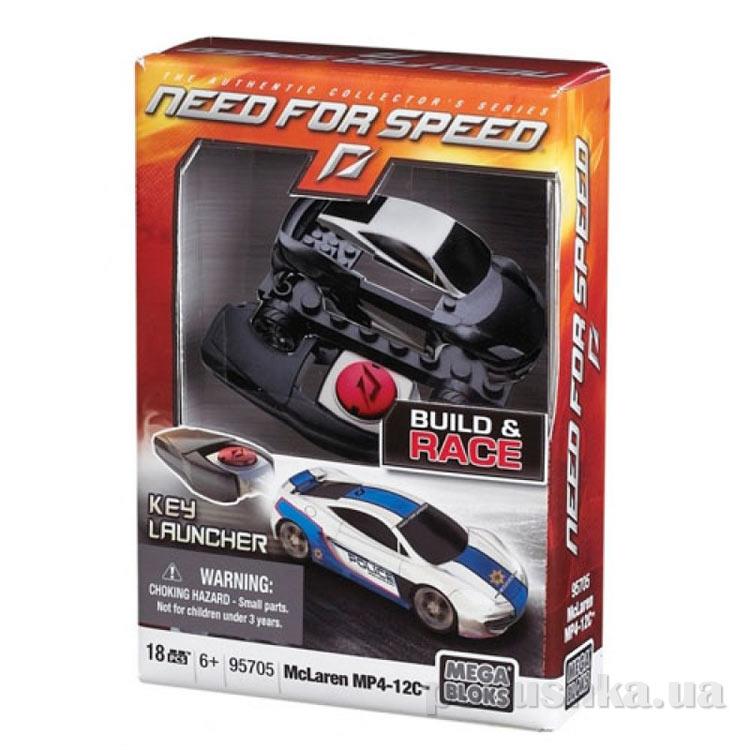 Need for Speed Автомобиль McLaren MP4 12C 95705 Mega Bloks