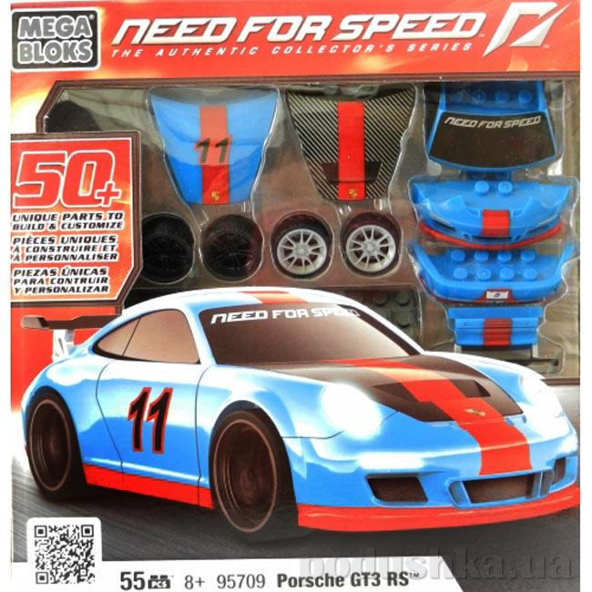 Need for Speed Автомобиль Porsche GT3 RS 95709 Mega Bloks