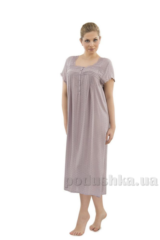 Ночная рубашка Hays 3801 лиловая