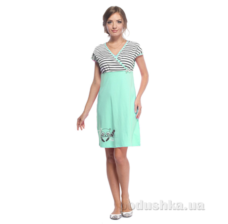Ночная рубашка МТФ 03504 П