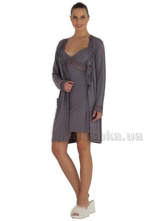 Ночная рубашка с халатом Hays 3199