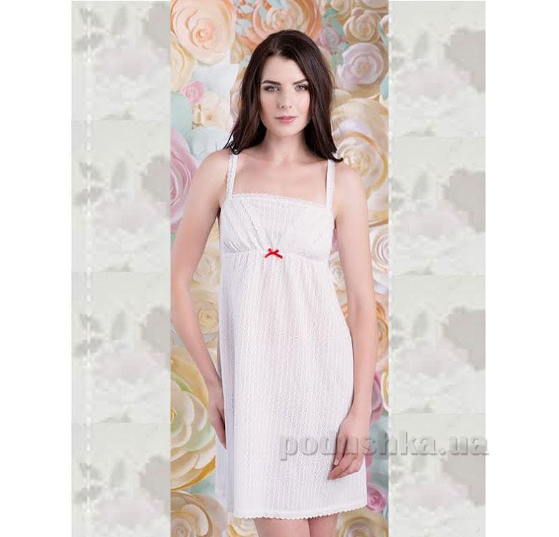 Ночная сорочка Ellen LND 069/001 белая