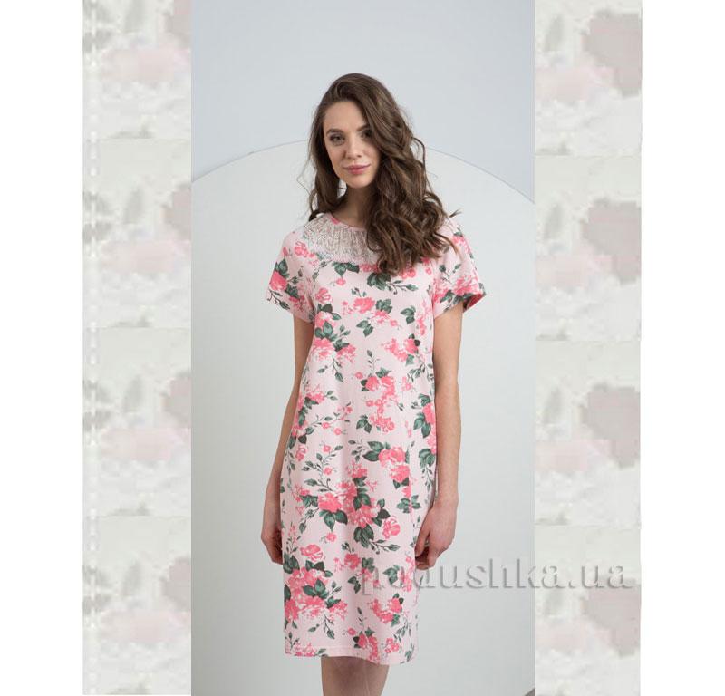 Ночная сорочка Ellen LND 081/001 Цветы