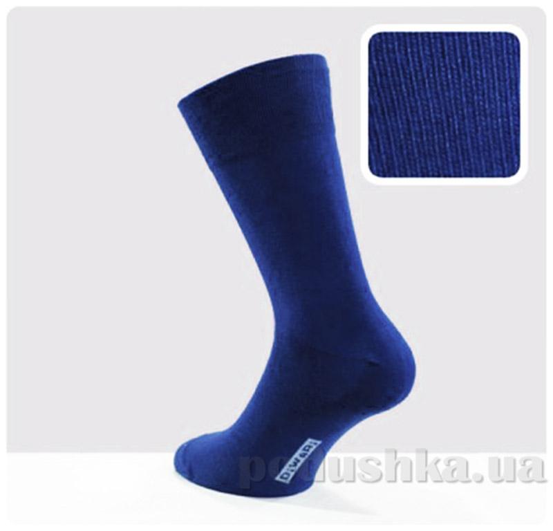Носки темно-синие мужские Classic DiWaRi 5С-08СП