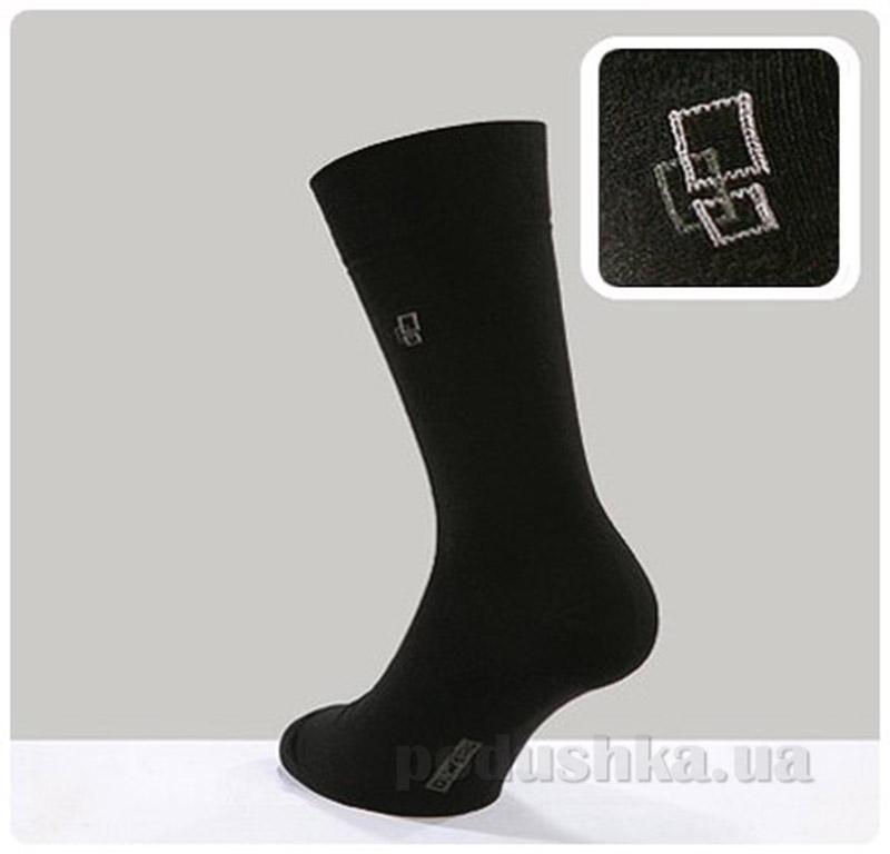 Носки 008 черные мужские Classic DiWaRi 5С-08СП