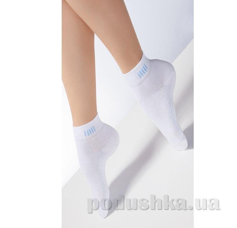 Носки белые женские CF-02 Giulia bianco