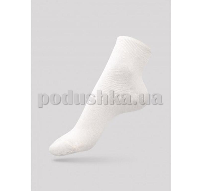 Носки белые женские из бамбука Bamboo Conte 13С-84СП 000