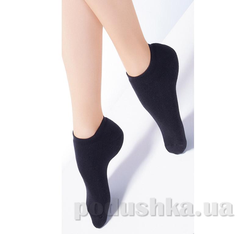 Носки черные махровые спортивные TS-01 Giulia nero