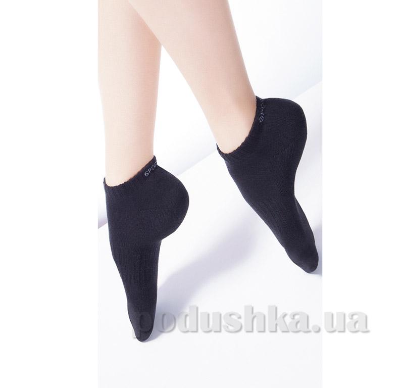 Носки черные махровые спортивные TS-03 Giulia nero