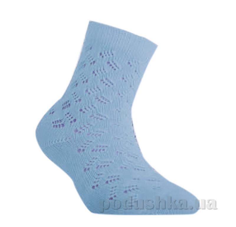 Носки детские Conte Miss 7С-76СП 113 бледно-фиолетовые