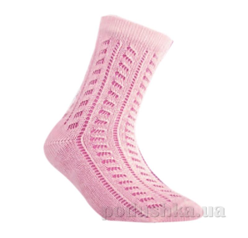Носки детские Conte Miss 7С-76СП 115 светло-розовые