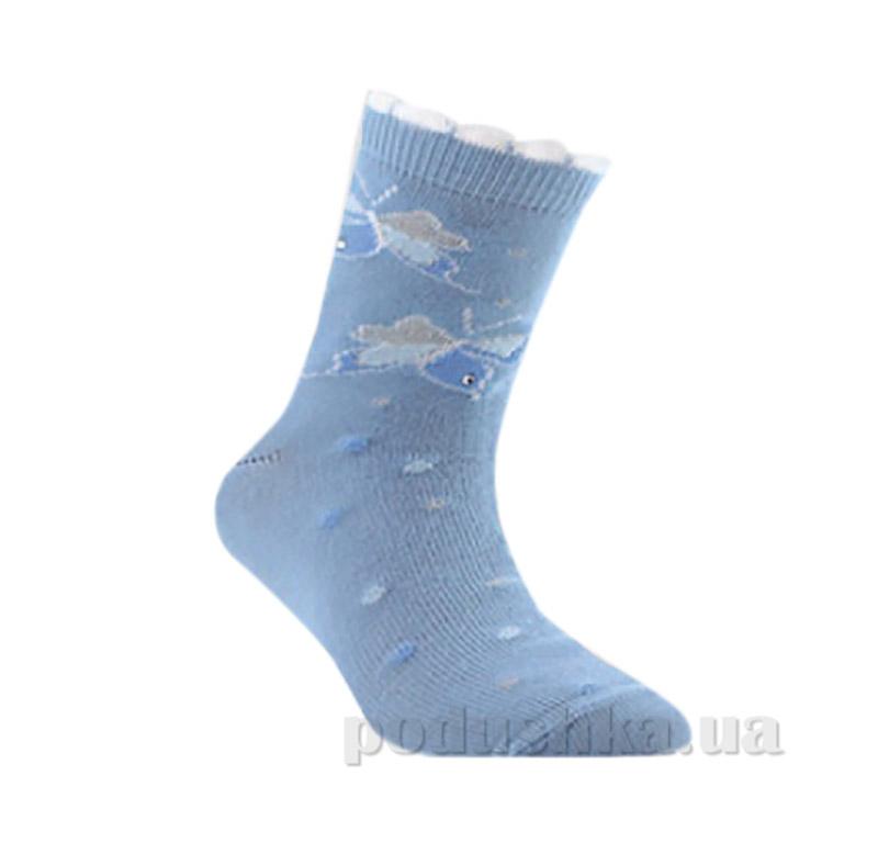 Носки детские Conte Tip-Top 7С-45СП 086 голубые