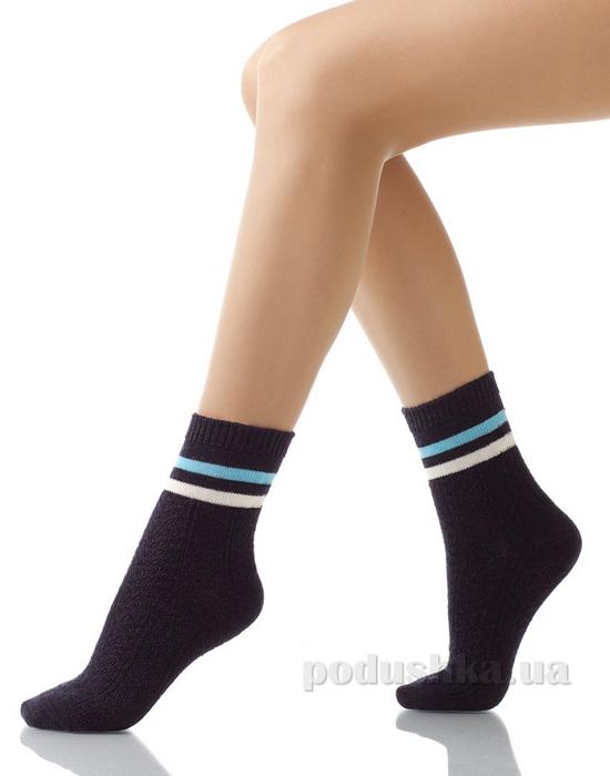 Носки детские шерстяные SNW-1051 темно-синий