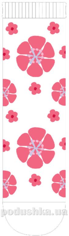 Носки для девочек Кребо 2003-04 Цветы