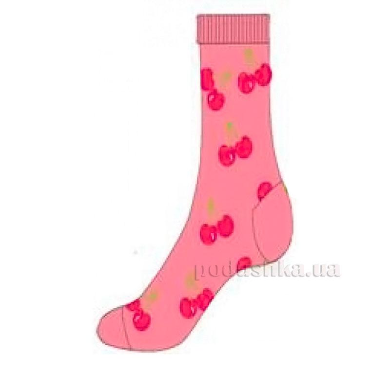 Носки для девочек Кребо 2003-13 Ягоды