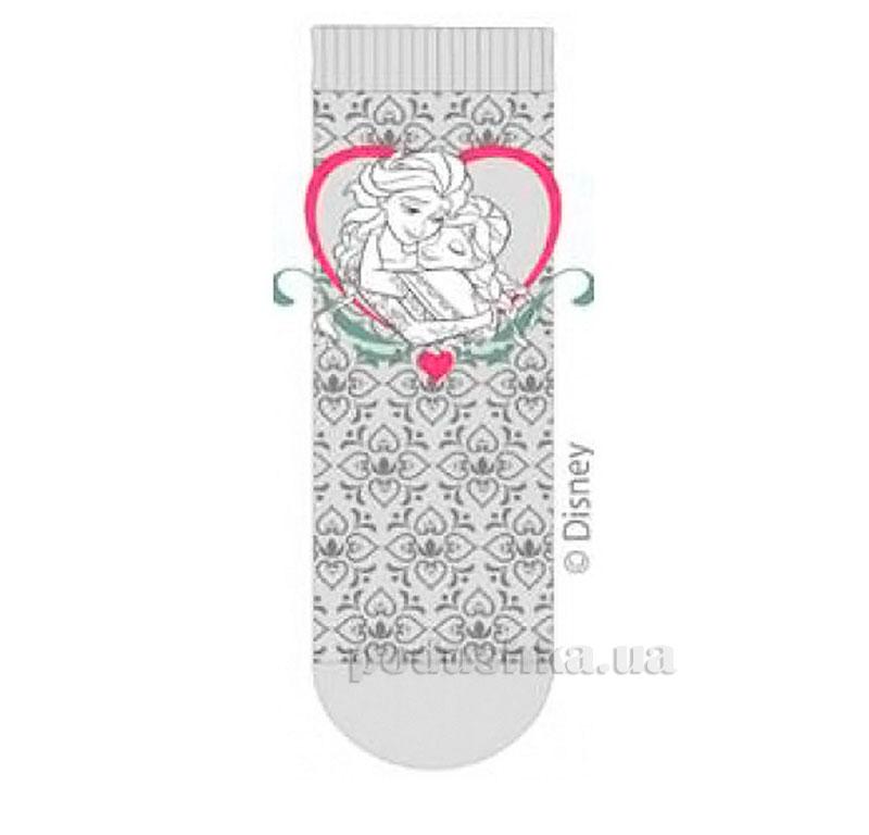 Носки для девочек Кребо ажурные 2038-01