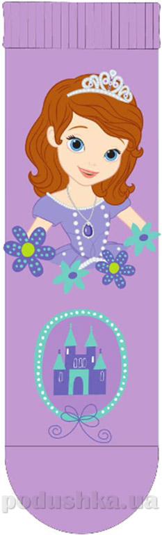 Носки для девочек Кребо ШД-02 Принцесса