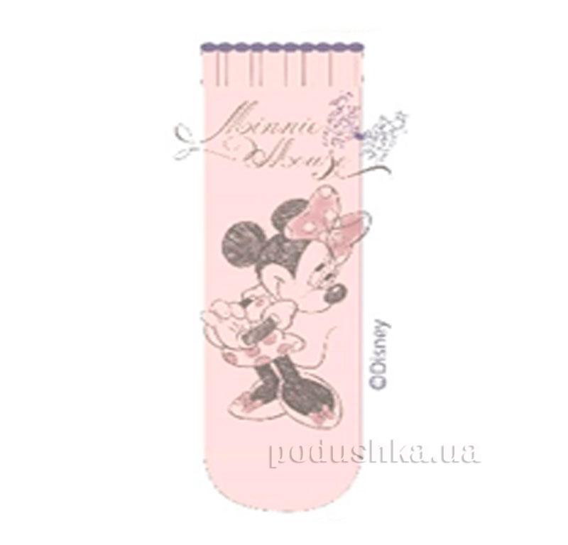 Носки для девочек Мышка Кребо 2008 розовые